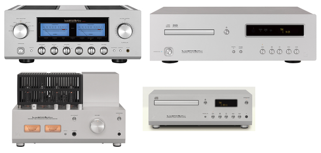 Stereofluss Luxman