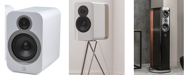 Stereofluss Qacoustics Concept 500